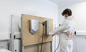 Ny viten om aerosolisering og håndtørk
