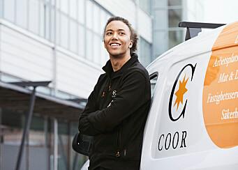Coors bilflåte blir elektrisk