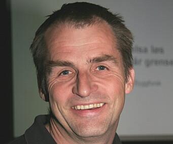 Sverre B. Holøs.