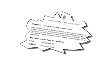 Ikke-godkjent bedrift ble avvist ved anbud – klaget likevel til KOFA