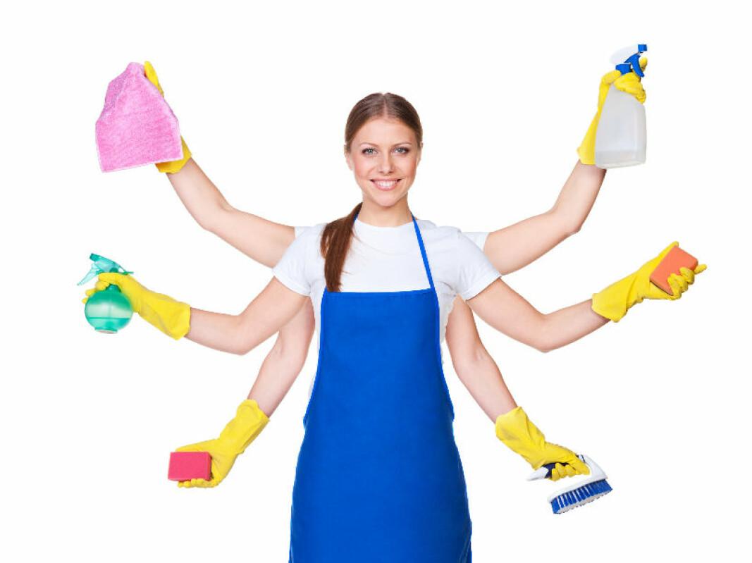 Det er lenge siden «alle og enhver» kunne utføre alt mulig av renholdsoppdrag. Problemet i dag er ofte ikke å få tak i arbeidskraft, men kompetent arbeidskraft.