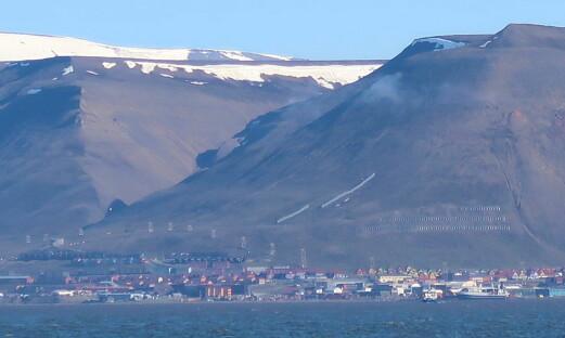 ISS inngår avtale i Longyearbyen