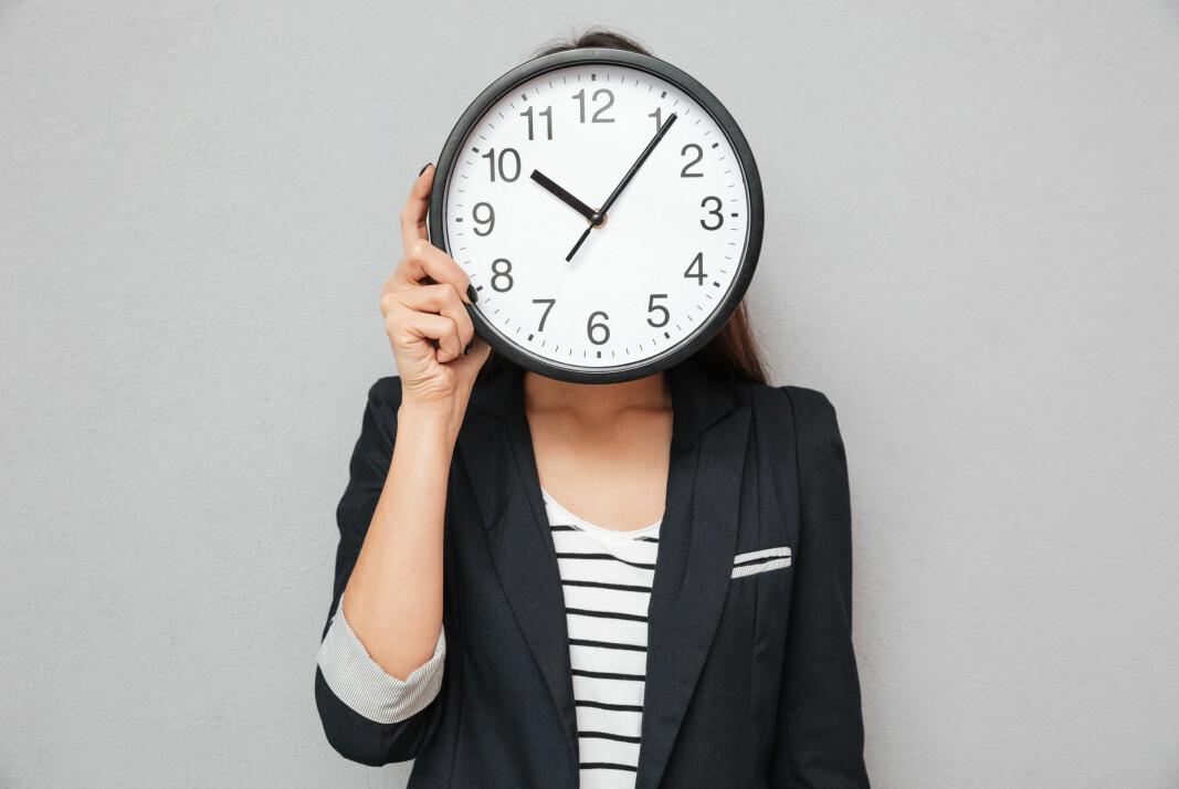 Hva er dine tidstyver, og hvor mye av din tid stjeler de?