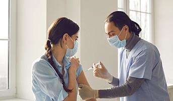 Kan du spørre om ansatte er vaksinert?