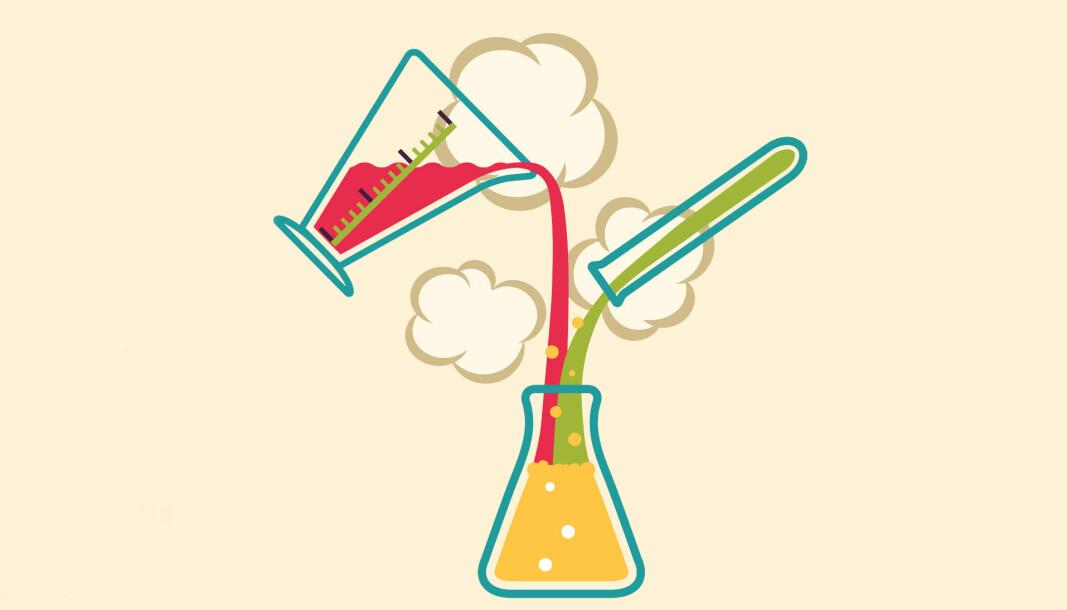 Selv om «alle» vet at rengjøringsmidler ikke skal blandes, kan det oppstå misforståelser der dette likevel skjer.