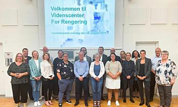 Danmark oppretter kunnskapssenter for renhold