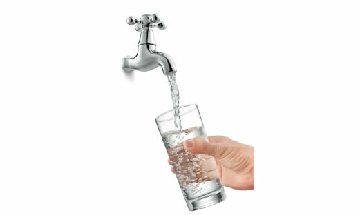 Legionella kan forekomme også i kaldt vann
