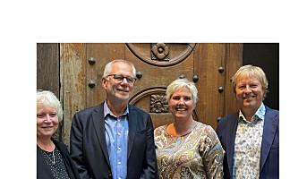 Nytt styre i renholdsbransjen i NHO Service og Handel