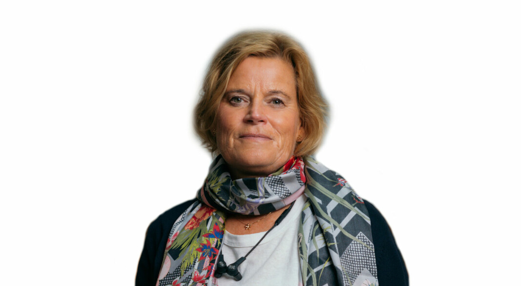 Kirsti Kierulf.