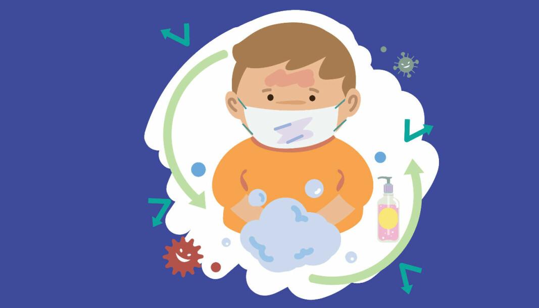 Verdens håndvaskedag ble i sin tid innstiftet for å redusere barnedødelighet.