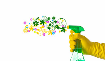 5 uheldige helseeffekter ved rengjøringsmidler